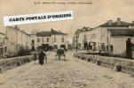 ROQUEFORT (LANDES) - LA PLACE DE LA POLGNE - Roquefort
