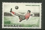 "Monaco ** . Y & T N°621** ; "" Football "" - Non Classificati"