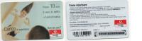 Tel018 Ricarica Vodafone Omnitel - Carico Di Aspettative - Italia