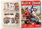 BUCK JOHN N°96 BIMENSUEL SEPTEMBRE 1957 IMPERIA LE BAYARD DU FAR WEST - Livres, BD, Revues