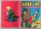 AIGLE D'OR N°21 MENSUEL OCTOBRE 1957 SFP - Books, Magazines, Comics