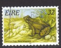 Ireland ~ 1995 ~ Reptiles & Amphibians (sa) ~ SG 972 ~ Used - Ireland