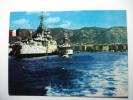 Nave Ship Guerra Jean  Bart Bandiera Francese Le Jean Bart Et Les Yachts De Plaisance  Costa Azzurra  Francia - Guerra