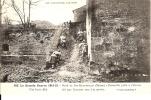 Grande Guerre 1914 - 1915 Nord De Ste Menehould - Patrouille Prête à S´élancer - Edit. Baudinière - Voyagé 1915 - Sainte-Menehould