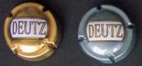 CAPSULES - Deutz - 2 Versions - Deutz