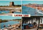 ZS18493 Latina Lido Boats Bateaux Multiviews Used Perfect Shape - Latina