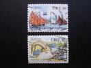 IRELAND 1998 EUROPA Issue FESTIVALS Self-adhesive Set USED. - Ireland