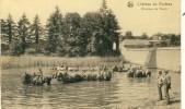 Fosteau - Château - Chevaux S'abreuvant- 1922 ( Voir Verso ) - Thuin