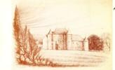 Fosteau - Château - Représentation --Invitation De 1985  ( Voir Verso ) - Thuin