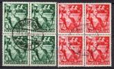 Deutsches Reich - 1938 - Michel N° 660 à 661 - Germania
