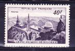 PRIX FIXE - Yvert N° 916 - Année 1951 - Etat Neuf * - France