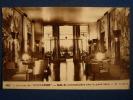 -Normandie-Interieur-Salle De Communication Avec Le Grand Salon- - Steamers