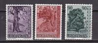 PGL C227 - LIECHTENSTEIN Yv N°339/41 ** - Liechtenstein