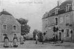 Saint Loup Sur Aujon : Place Principale - France