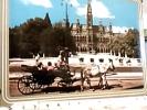 AUSTRIA  CARROZZELLA  CARROZZA CAVALLI HORSES VB1984 DO4943 - Taxi & Carrozzelle