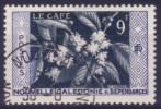 Nouvelle-Calédonie N° 286 Oblitéré - Le Café - Nueva Caledonia