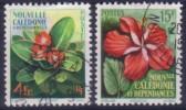 Nouvelle-Calédonie N° 288 à 289 Oblitérés - Botanique - Nueva Caledonia