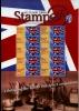 GREAT BRITAIN - 2004  SMILERS SHEET  STAMPEX AUTUMN - PHILATELIC COMPETITION - Fogli Completi