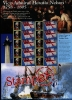 GREAT BRITAIN - 2005  SMILERS SHEET  STAMPEX AUTUMN - NELSON - Fogli Completi