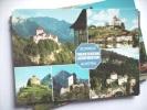 Liechtenstein  Vaduz Schloss Und Berge - Liechtenstein