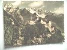 Liechtenstein  Vaduz Berge Und Schloss - Liechtenstein