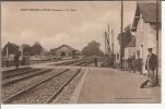 SAINT-PIERRE-la-COUR (Mayenne) - La Gare - Other Municipalities