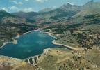 Corse - CALACUCCIA. Le Barrage. La Cigogne. Voyagée 1982 - France
