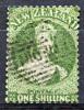 NEW ZEALAND 1864 Wmk NZ Perf.13 - Sc.30C (Mi.30C, Yv.29) Used (perfect) VF - Usados