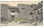 CPA  EGYPTE  THEBES  Medinet Habou Grand Temple De Ramses II - Ohne Zuordnung