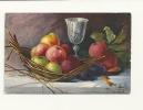Mary Golay : Coupe De Fruits Et Verre - Illustrateurs & Photographes