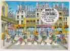 CPM 10X15 . 2 VOLETS . SCOUTISME Illust. B. DUFOSSE.  SCOUTS DE FRANCE . La B.A. Non Désirée - Scoutisme