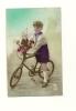 Garçonnet Avec Vélo - Enfants