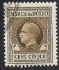 Italy - Italia Fiscal Fiscali Revenue Stamp - Revenue Stamps