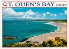 ST.OUENS BAY,JERSEY,C.I..X   9. - Jersey