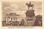 Bulgarie, Sofia - Monument Du Tsar Oswoboditel Et L´Université - Bulgarie