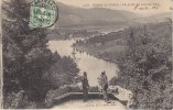Bassin Du Doubs,Le Point De Vue Du Parc.1906-Animée - NE Neuchâtel