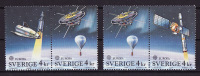 Europa CEPT Suède 1991 Y&T N°1653 à 1655 - Michel N°1663 à 1665 *** - Europa-CEPT