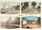 19574 CHAVILLE  - DIVERS ASPECTS VILLE - STATION SERVICE ESSO - MULTIVUES - Raymon -2cv