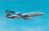 19580 Olympic Airways, Boeing 707.320 Super Fan Jet.