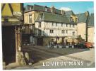 19587 Le Vieux Mans. Pilier Rouge. 24.530.A Valoire - 2cv, Creperie Le Blé En Herbe - Le Mans
