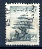 1950 - LIBANO - LEBANON - LIBAN - LIBANON - Scott Nr. 249 -  Mi 428 - Used - (S01012012...) - Lebanon