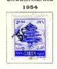 1954 - LIBANO - LEBANON - LIBAN - LIBANON - Scott Nr. 277 - Mi. 502 - Used - (S01012012...) - Liban