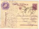 ROMANIA/ROUMANIE - MILITARY POSTAL STATIONERY/ENTIER / CARTA POSTALA MILITARA - SALONTA 1939 - Romania