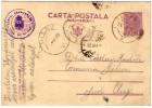 ROMANIA/ROUMANIE - MILITARY POSTAL STATIONERY/ENTIER / CARTA POSTALA MILITARA - ARAD 1938 - Romania