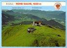 Österreich; Tirol Hopfgarten Im Brixental Gipfelrestaurant Hohe Salve - Ohne Zuordnung