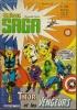 SAGA  N° 243  -   LUG  1986 - Suite De OMBRAX - Saga