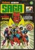 SAGA  N° 258  -   LUG  1987 - Suite De OMBRAX - Saga