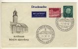 BERLIN -  1960 , Privatumschlag - Berlin-Spandau - Berlin (West)