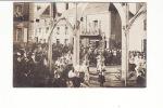 Carte Photo Environ 1910 Cossé Le Vivien Ou Craon Voir Au Dos :   Fête Religieuse Locale ? - Altri Comuni
