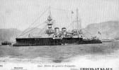 THEMES - BATEAUX - Flotte De Guerre - Bouvines - Garde Côtes Cuirassé - Guerra